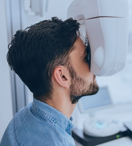 Diabetic Eye Exams Supporting Image